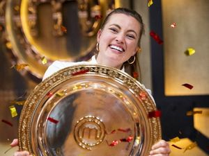 "Elena wins MasterChef: ""I'm ecstatic and eager to celebrate"""