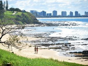 TOURISM BOOM: The Coast's 'Christmas in July'