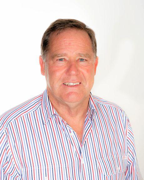 FAIR: Councillor Greg Rogerson says Kenilworth doesn't receive enough council spending.