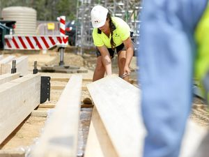 Is Gympie having a building boom?