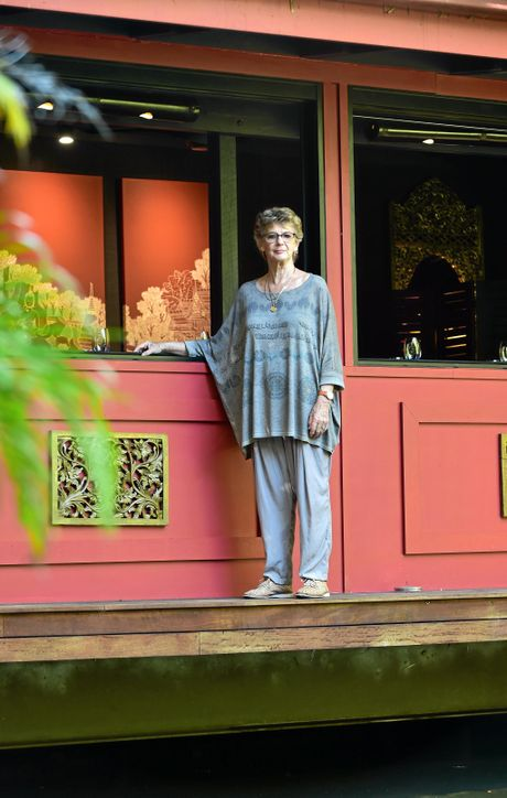 Spirit House restaurant and cooking school owner Helen Brierty.