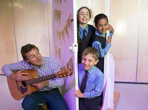 Newtown school debuts song for Catholic Education Week