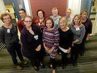 The region's new Heart Foundation ambassadors