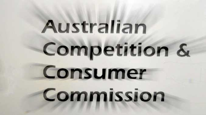 Australian Competition and Consumer Commission (ACCC).