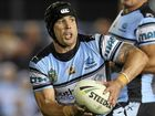 LAST HURRAH: Michael Ennis of the Sharks will call it quits at the end of the 2016 season.