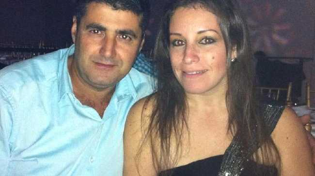 Youssef and Sonya Ghanem are grieving the death of their newborn son after a major mistake involving laughing gas at at Bankstown-Lidcombe Hospital. Picture: Facebook