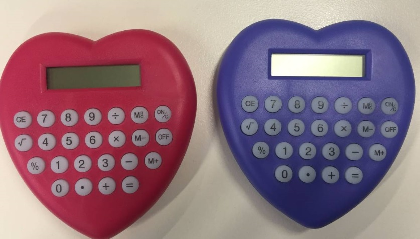 Big W is recalling its pink and purple Ditto novelty heart-shaped calculators. The calculators, which contain deadly Lithium batteries, were sold at BIG W stores nationally from December 30, 2014 to July 22, 2016.