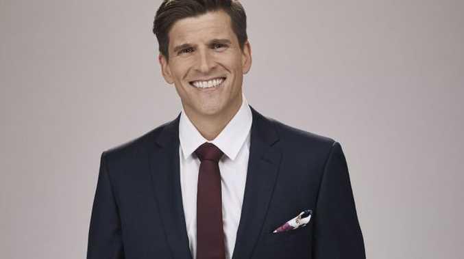 The Bachelor host Osher Gunsberg.