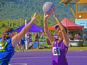 Fun, skills take centre stage at netball carnival
