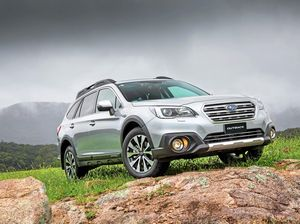 Road test review: Subaru Outback 2.0D Premium