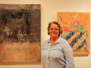 Packing life into exhibition at Coffs Harbour regional gallery