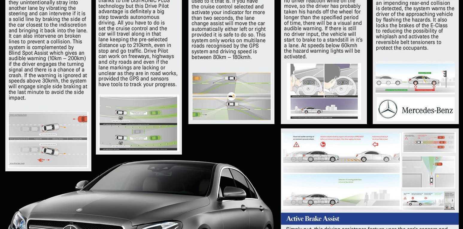 2016 Mercedes Benz E Class Luxury Comes Automated Sunshine Coast Daily