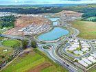 WETLAND WONDERLAND: The Parklakes 2 community at Bli Bli includes a floating wetland.