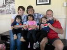 Can you help? Orphaned triplets cared for by grandparents