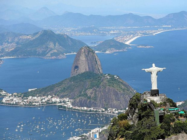 WORLD'S ATTENTION: Rio, the host city of the 2016 Olympics.