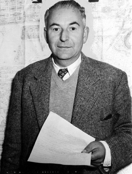 Karl Langer.