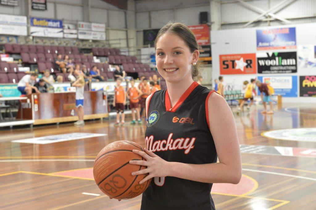 Meteorettes' star Kelsey McDermott gets ready for an overseas adventure.