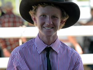 The 17-year-old livestock agent taking the saleyards by storm