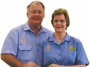 Tom and Lyn; Gympie locals