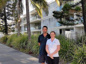 Resort getaway right on the doorstep