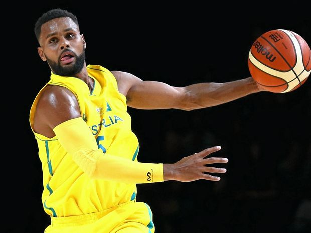 BIG-GAME EXPERIENCE: Patty Mills says the Boomers can break their Olympic medal drought this year.