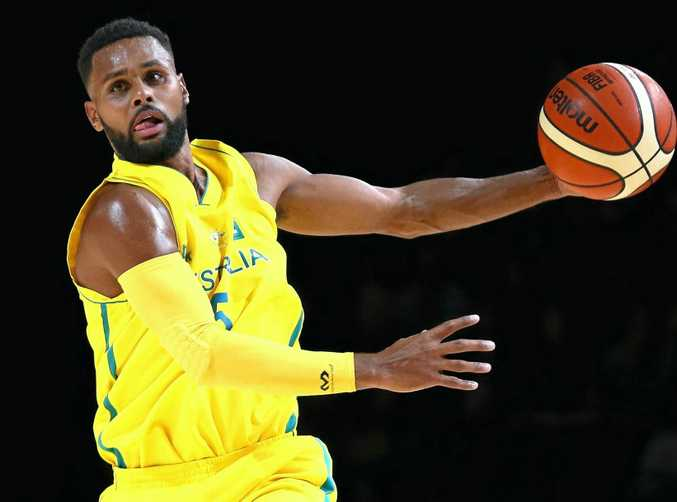 Patty Mills will be a key for the Boomers again tonight.