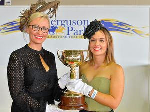 Emirates Melbourne Cup Tour Races into CQ