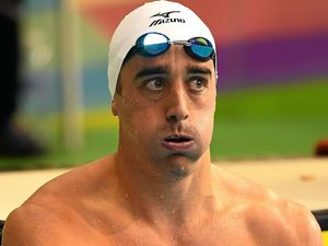 Swimmers say sanctions won't make medals easier
