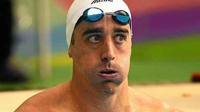 STILL DIFFICULT: Matt Abood says the banning of top Russian sprinter won't make Australia's job in the pool any easier.
