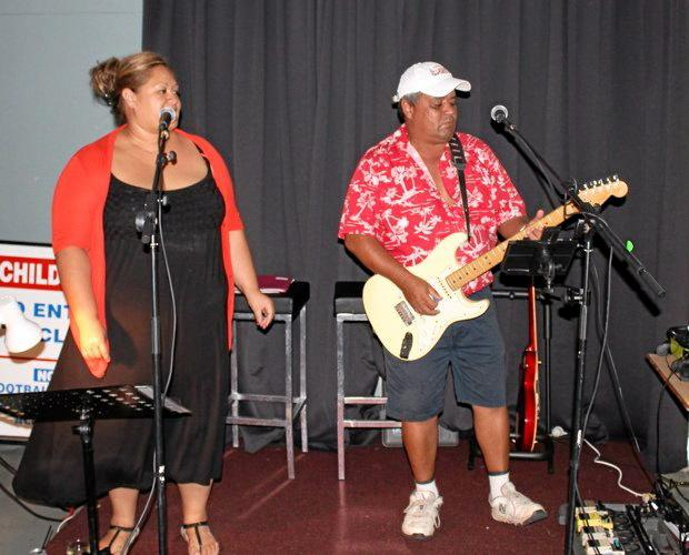 Sweet Mixjah show will play at Cabarita Beach Sports Club on Friday from 7pm and at Seagulls on Saturday.