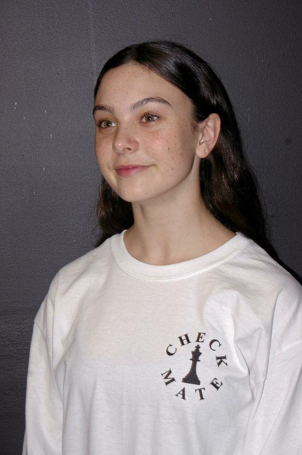 LA BOUND: Imbil's Georgia Leslie.