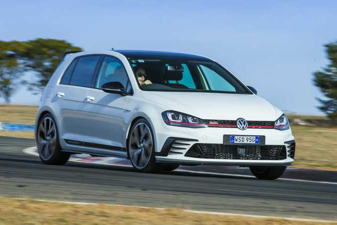Volkswagen has launched the 2016 Golf GTI 40 Years model Down Under.