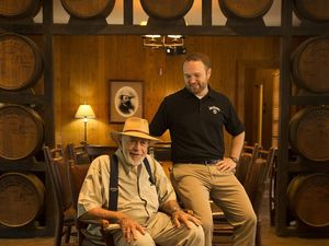 Talking whiskey with Jack Daniel's master distiller