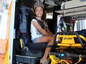 Models raise of $30,000 for RACQ-CQ Rescue