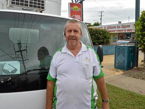 Truckin in the tropics: Ian Wilcox