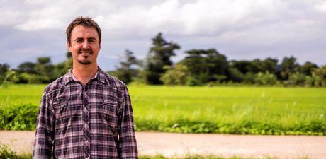 Tony Kirwan, founder of Destiny Rescue.