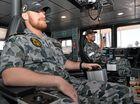 Navy says ahoy, Bundy
