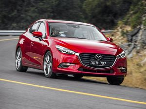 Mid-life refresh for popular Mazda3