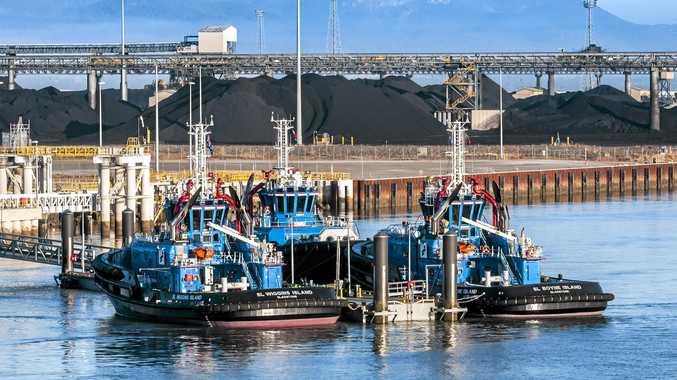 Gladstone Ports Corporation.