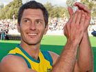 EXCITING TIMES: Jamie Dwyer will become Australia's oldest ever hockey Olympian at Rio.