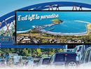 IS COFFS Harbour as a tourist town best marketing itself to its greatest visitor base?