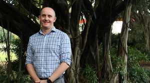 Mackay Tourism general manager Tas Webber,