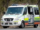Queensland Ambulance Service responded to a two vehicle accident on the Bruce Hwy at Kybong last night.