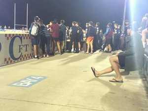 Mackay State High win