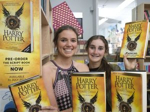 Fans excited for latest Harry Potter instalment