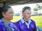 Sunee and Trevor O'Brien at the 2016 Relay for Life.Photo Mike Richards / The Observer
