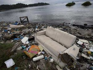 Athletes told how to swim in faeces-infested Rio water