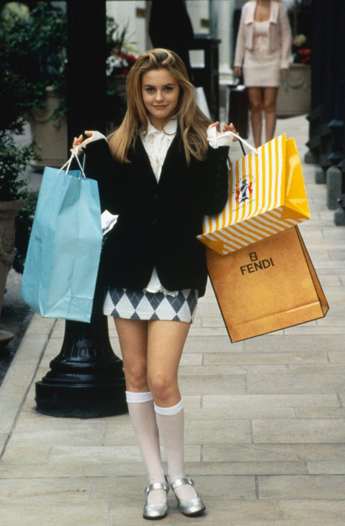 Alicia Silverstone is most well-known for her leading role in 1995 movie Clueless.