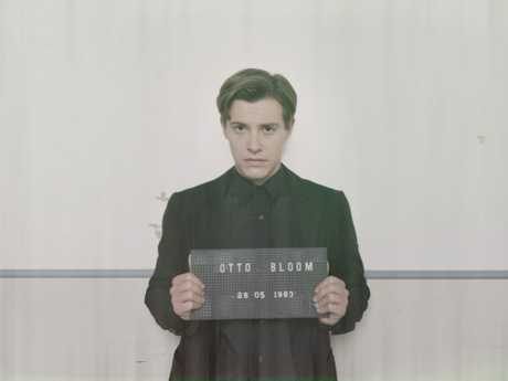 Xavier Samuel in a scene from the movie The Death and Life of Otto Bloom.