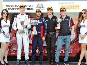MOTORSPORT: Life's busy in the fast lane for Mackay racer